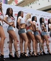 "Ring girls на ""Битву Номадов"" выбраны в Астане"