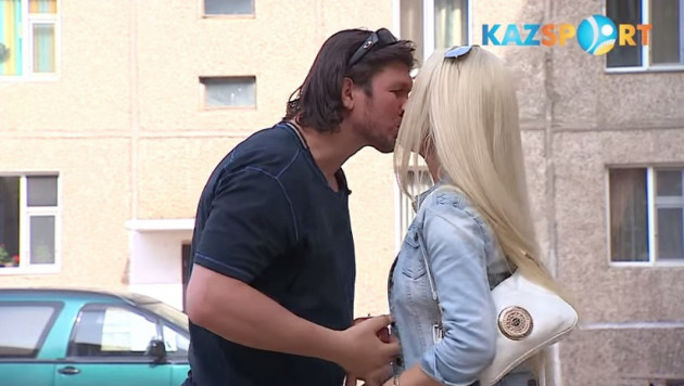 Телеканал KazSport показал фильм о Василие Жирове