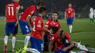 Сборная Чили впервые в истории завоевала Кубок Америки, обыграв в финале Аргентину