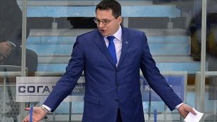 """Что грозит Назарову за """"избиение"""" врача СКА"""
