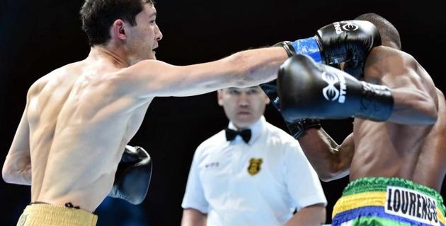 Казахстанский боксер Жакыпов завоевал лицензию на Олимпиаду-2016