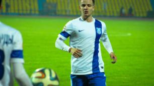 Казахстанцы очень упрямые, они играют до конца - словенский футболист