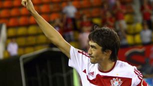Смаков сыграл свой 400-й матч в КПЛ