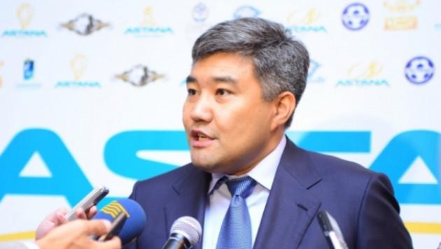 Ерлан Кожагапанов сохранит пост в ФФК - Дархан Калетаев