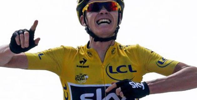 """Лидер """"Тур де Франс"""" Крис Фрум готов пройти независимое обследование на допинг"""