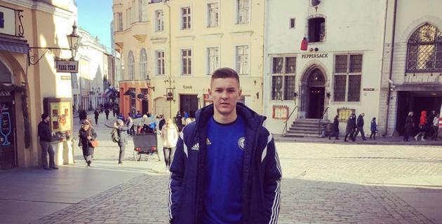 Я хотел бы сохранить немецкий паспорт - игрок молодежной сборной Казахстана