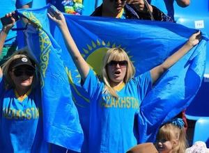 Фоторепортаж с парной встречи четвертьфинала  Кубка Дэвиса Австралия - Казахстан