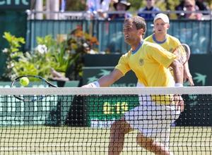 Теннисисты сборной Австралии просто оказались сильнее нас - Недовесов