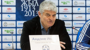 """Бывший тренер """"Астаны"""" возглавит """"Актобе"""" - СМИ"""