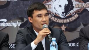 """Сапиев поздравил """"Шахтер"""" с победой над """"Актобе"""""""