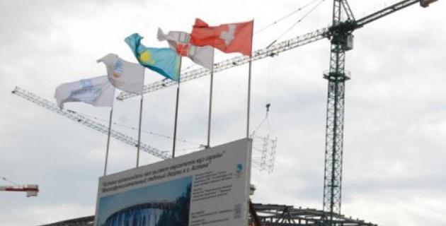 """К уголовной ответственности могут привлечь застройщика нового дворца """"Барыса"""" за гибель рабочих"""