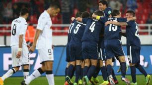 В Алжире футбольным клубам запретили приглашать в состав легионеров