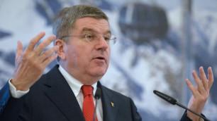 Операционный бюджет Алматы и Пекина на ОИ-2022 ниже 1,8 миллиарда долларов - президент МОК