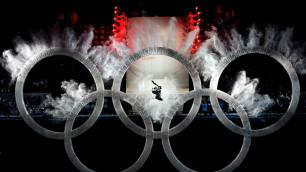 Финиш олимпийской гонки. Алматы VS Пекин. Live