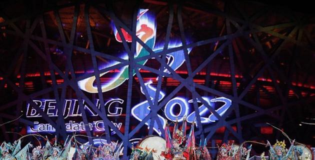 В борьбе за право проведения Олимпиады Алматы уступил Пекину лишь 4 голоса