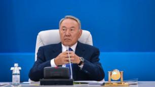 Назарбаев отнесся к победе Пекина на право проведения ОИ-2022 спокойно и сдержанно