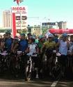 Стали известны победители второй любительской велогонки Tour Of World Class