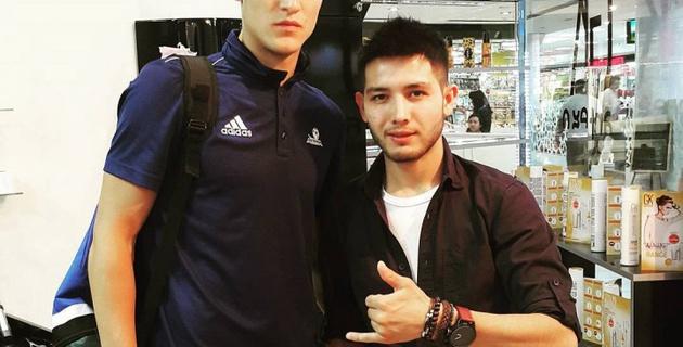 Перед матчем с АПОЭЛом Джолчиев сделал новую прическу