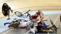 Жуткое падение произошло на чемпионате мира по велоспорту в Астане