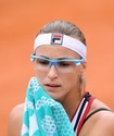 Шведова поднялась на 19 позиций в рейтинге WTA