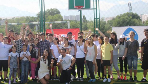 Цель алматинского марафона выполнена - Валихан Тен