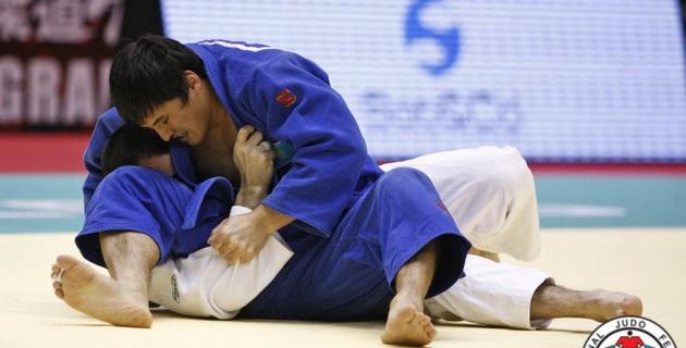 Казахстанский дзюдоист Жумаканов не смог пробиться в финал ЧМ в Астане