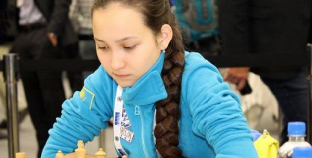 Жансая Абдумалик выиграла турнир по шахматам в Австрии