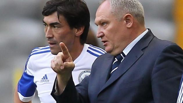 Жуков не вошел в окончательный состав сборной Казахстана на матчи с Чехией и Исландией