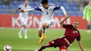 УЕФА назвал пять звездочек сборной Казахстана по футболу