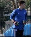 18-летний вратарь в Греции скончался во время тренировки