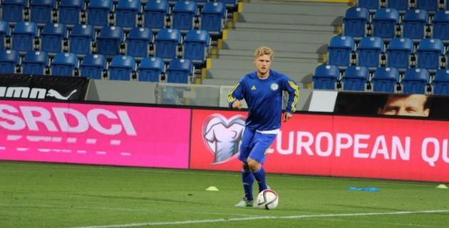 У Казахстана достаточно таланта, чтобы обыграть Исландию - Меркель