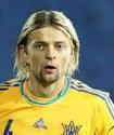 Тимощук не попал в стартовый состав сборной Украины на матч с Беларусью