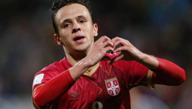 Максимович сыграл с капитанской повязкой в победном матче Сербии в отборе молодежного Евро-2017
