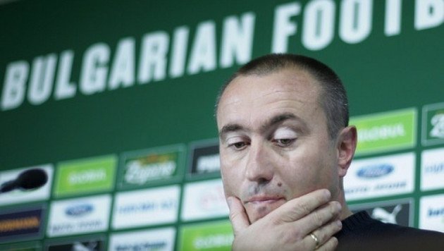 Главный тренер сборной Болгарии назвал Стойлова одним из лучших тренеров в истории страны