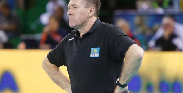 Женская сборная Казахстана по волейболу осталась без главного тренера