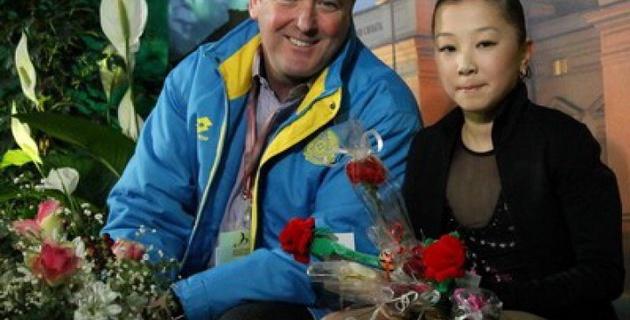 Казахстанская фигуристка Турсынбаева выступит на юношеских Олимпийских играх