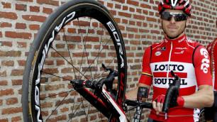 """Пострадавший в """"Вуэльте"""" бельгийский велогонщик выведен из искусственной комы"""