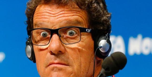 Капелло может стать главным тренером сборной Хорватии