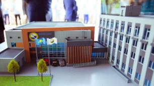 К апрелю 2016 года в Алматы построят Академию дзюдо