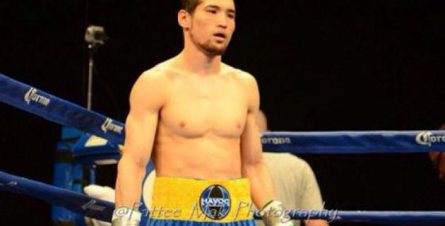 Казахстанец Даурен Елеусинов в США нокаутировал Джастина Уильямса