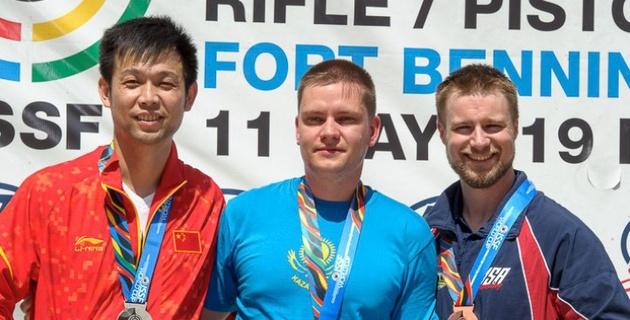 Казахстанские пулевики планируют завоевать еще одну олимпийскую лицензию