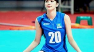 Сабина хочет доказать, что она в первую очередь не красавица, а волейболистка - мама Алтынбековой о переезде в Японию