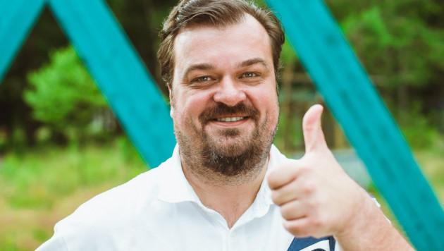"""Слово """"пердятлы"""" я придумал специально для ФК """"Астана"""" - Василий Уткин"""