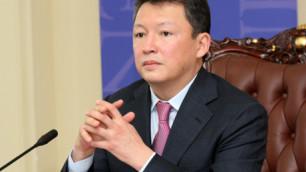 Тимур Кулибаев избран новым президентом Национального олимпийского комитета