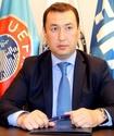 """Азамат Айтхожин вошел в состав Комитета проекта УЕФА """"Hat trick"""""""