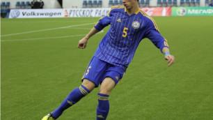 В социальных сетях обсуждают неоднозначное фото экс-футболиста молодежной сборной Казахстана