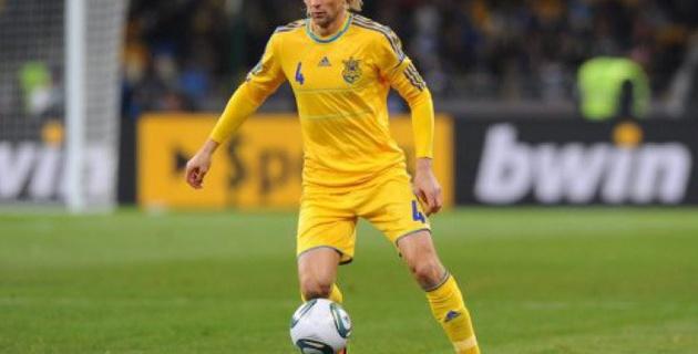Анатолий Тимощук вызван в сборную Украины по футболу