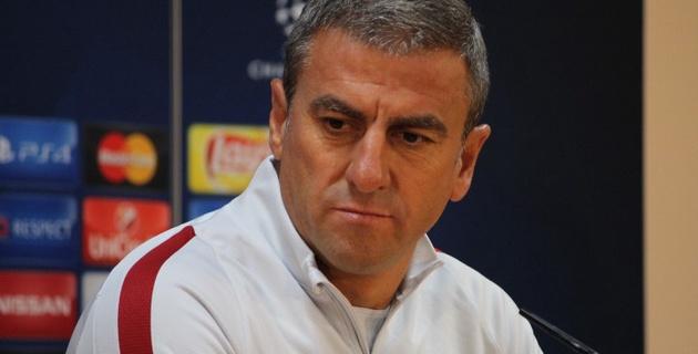 """Мы потеряли два очка - тренер """"Галатасарая"""""""