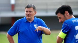 Боснийский тренер узнал об увольнении из клуба через фейсбук