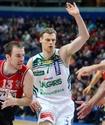 Литовский баскетболист отметился невероятным попаданием в кольцо